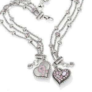 Brighton Power Of Pink Breast Cancer Bracelet 2011